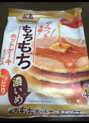 森永 ホット ケーキ ミックス
