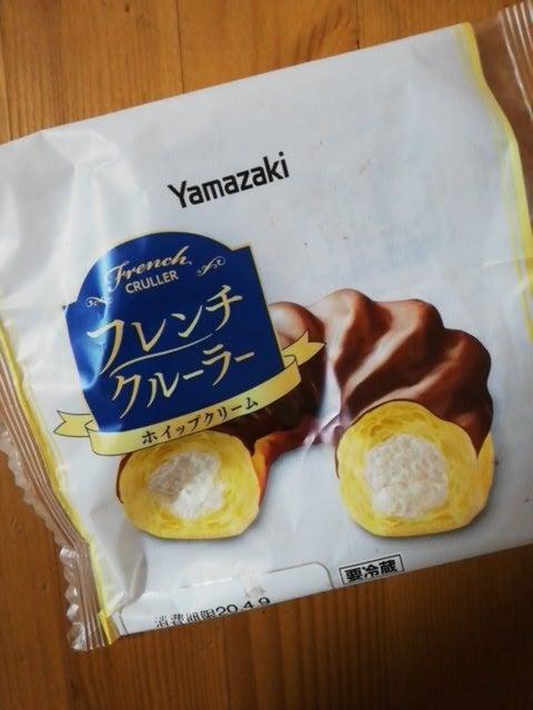 ヤマザキ フレンチ クルーラー