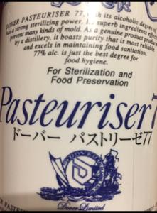 酒造 パストリーゼ ドーバー